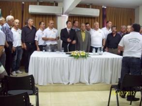 Posse da Diretoria de 2012 - 2016